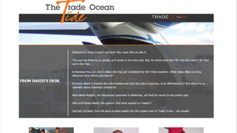 Trade Ocean Tide