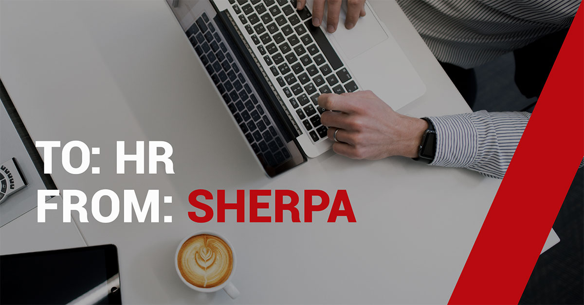 To hr from Sherpa