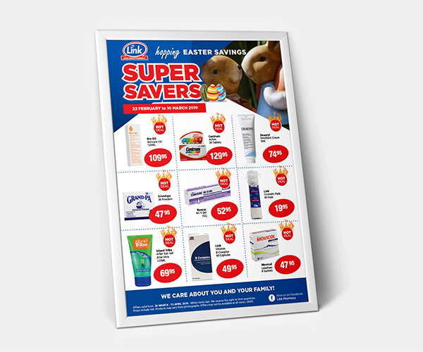 Link Super Savers